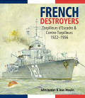 French Destroyers: 1922-1956