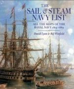 The Sail and Steam Navy List 1815-1889