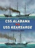 CSS Alabama vs USS Kearsarge: Cherbourg 1864