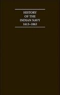 History of the Indian Navy (1613-1863)